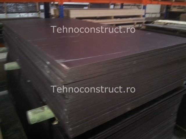 Placaj TEGO China grosime 21 mm (2500x1250 mm) /buc